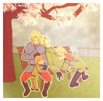 APH - Family Picture by Touya-shi