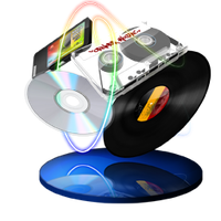 My Music dock icon by Ornorm