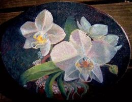 Helene's Orchid by PlayfulArt