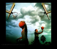 Basketball by Yassser84