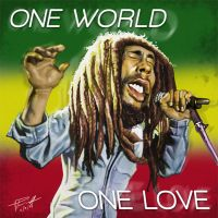 One World, One LOve by vp021