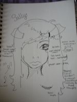 sally concepts. by EmoChine