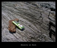Objects on Rock by moiety