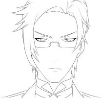 Claude Faustus by m0thwings