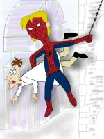 The Spectacular Spider-Jeremy! by Sprzout