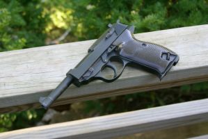 Walther P38 by Matsucorp