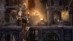 Prince of Persia Ezio outfit by OrochimaruXDD