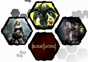 Blades of Time by WE4PONX