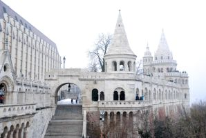 Fisherman's Bastion by williamlam