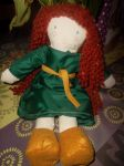 I am Merida ! by Amorfea