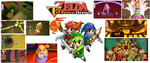 The Legend of Zelda Tri Force Heroes by PikachuStar93
