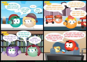 SC427 - Everyone's Busy by simpleCOMICS