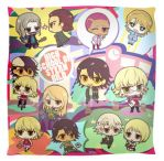 TnB high school pillow case by kuso-taisa