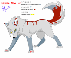 Squish New Reference by Silversnow-wolf