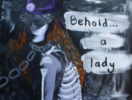 NCEA Level 3 2011 Picture 34 Behold a Lady by BrielleCoppola