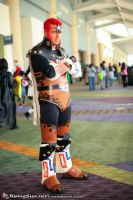 Ganondorf - Ocarina of Time by negativedreamer