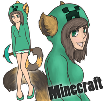 Minecraft by radioactivex2