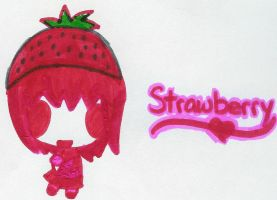 Strawberry by AllennellA