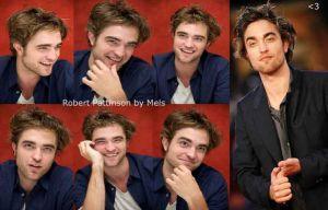 Robert Pattinson, by exsplosive
