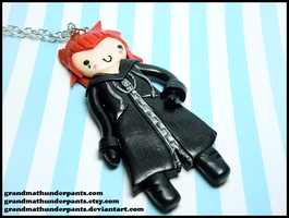 Axel Necklace by GrandmaThunderpants