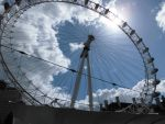 London Eye by LittleNinjaPanda