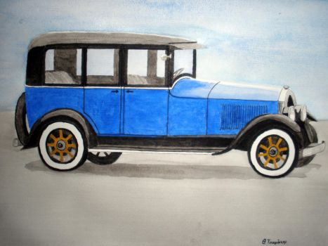 Buick Master 1926 by tomtsam