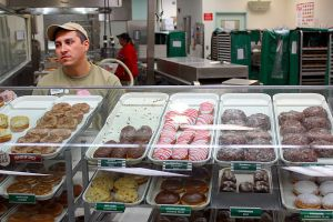 I Vend the Donuts by patrick-brian
