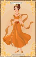 Hera goddess of Marriage, Home, and Family by k2pony