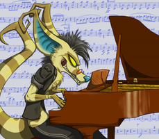crux in d minor by greenhyena