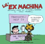 LIID 118: Li'l Ex Machina! by johntrumbull