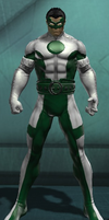 Kyle Rayner Ion (DC Universe Online) by Macgyver75