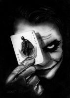The Dark Knight - The Joker... by prdey9