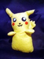 Pikachu - Unfinished by Angie-Lucena