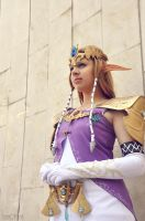 Zelda - The Calling by CrystalPanda