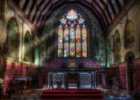 St Davids Church by Mitch1969
