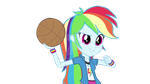 EQG Rainbow Rocks Rainbow Dash Vector by ABToons