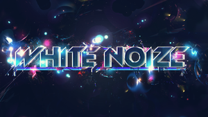 White Noize Logo by Naqki