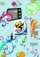 Fifa world cup 2010 by yarartist