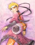 .Naruto - Sage Mode. by fatpuppy