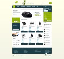 Gamer-shop by PaulBarthezz