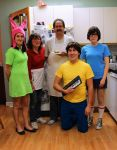 The Belcher Family by RainOwls