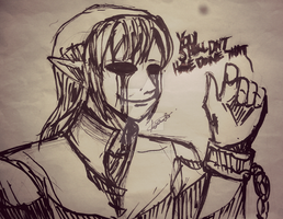 Ben Drowned by MiSzDesoLaTed