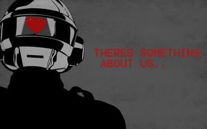 Daft Punk Something About Us by kruzay