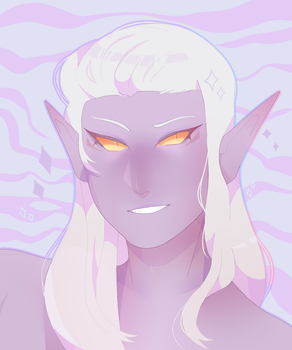 Lotor by peachdelight