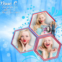 +Pack PNG Dove Cameron by MagiiEditions