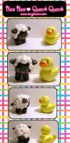 Baa Quack by tedsie
