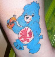ICP Care Bear by KaraSkirata