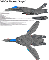 VF-0A Phoenix Angel by bagera3005