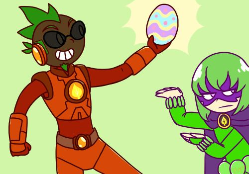 IT EASTER by Artistic-Sofie