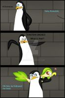 Kowalski doesn't get Pokemon by ExtremePenguin